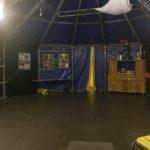 Das kleine Zelt
