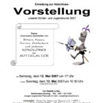 2007 Plakat
